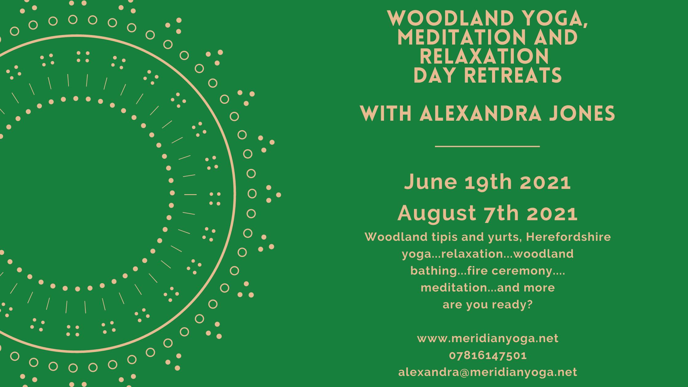 Woodland Yoga Retreat